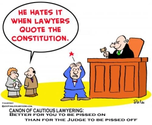 Canon of Lawyering