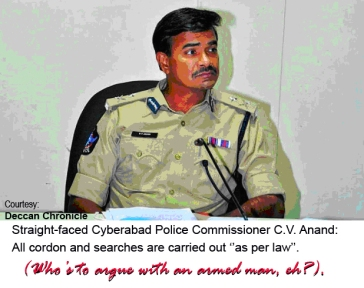 CV Anand, IPS